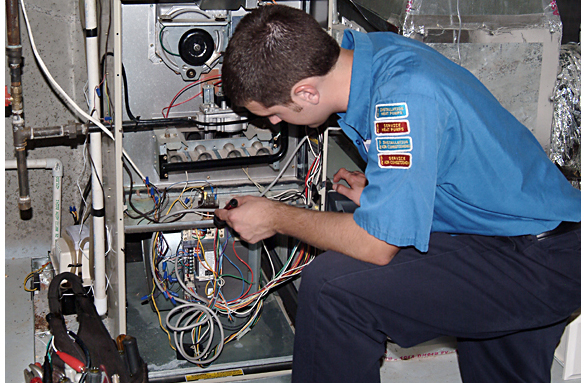 Heating & Air Conditioning service & Repair